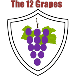 the 12 grapes